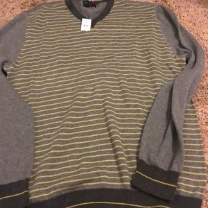 Men's Banana Republic new sweater